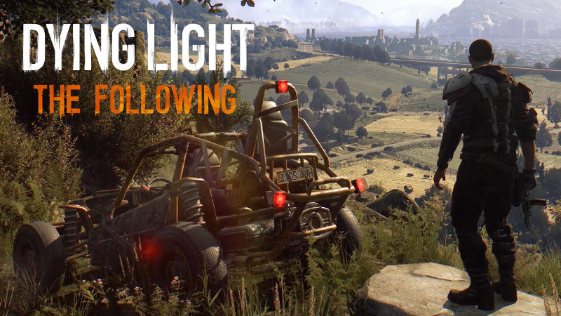 dying light following
