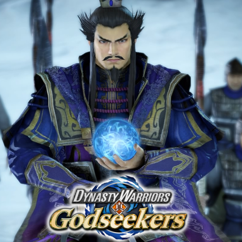 dynasty warriors godseekers logo