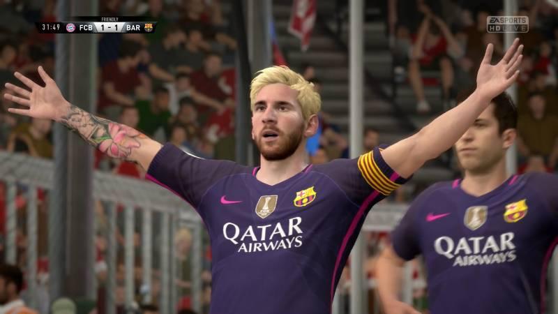 EA rozdaje dostęp do transmisji meczu FC Barcelony z Realem Madryt