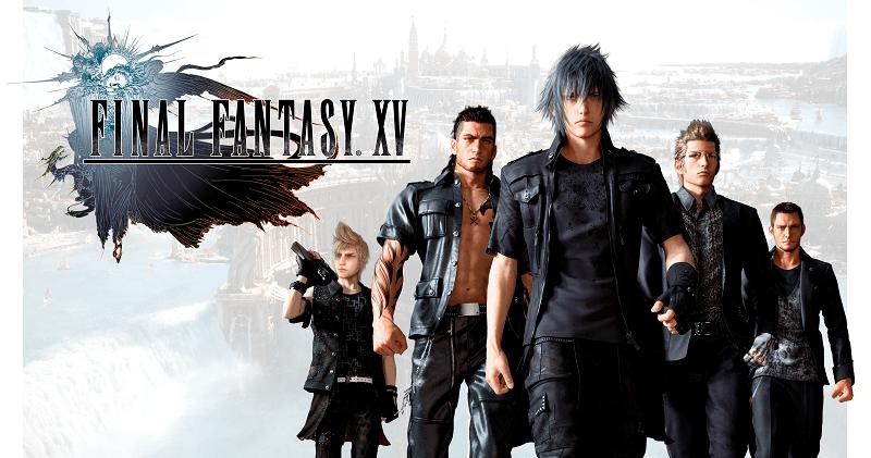 final fantasy xv 1