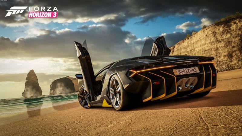 Forza Horizon 3 z premierowym zwiastunem