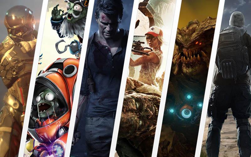 gry najlepsze 2016