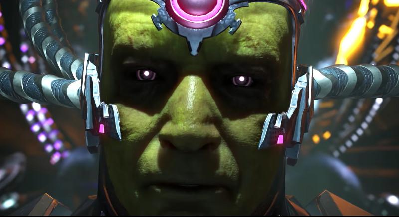 Nowy zwiastun Injustice 2 –  Brainiac wkracza do akcji