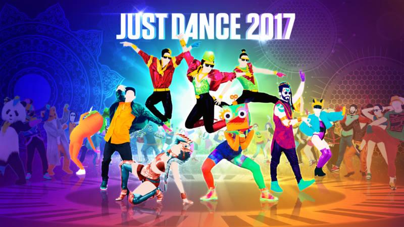 Just Dance 2017 – premierowy zwiastun wersji na konsolę Nintendo Switch