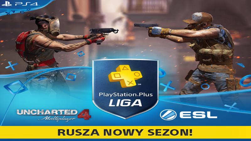 Kolejny sezon Polskiej Ligi PlayStation Plus w Uncharted 4: Kres Złodzieja już niedługo