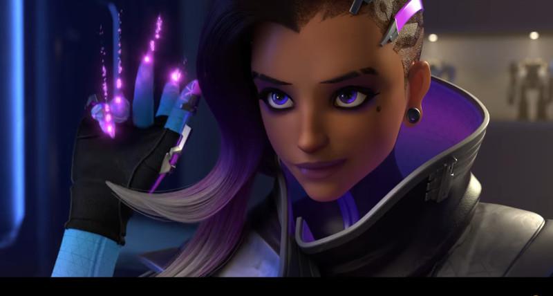 Hakerka Sombra zasila ekipę Overwatch