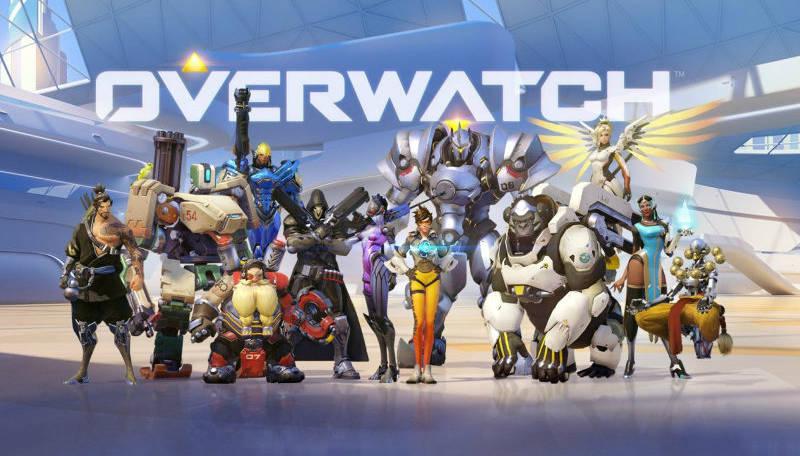 W październiku zadebiutuje pięknie wydany artbook gry Overwatch