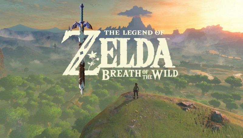 primer gameplay de the legend of zelda breath of the wild 93091