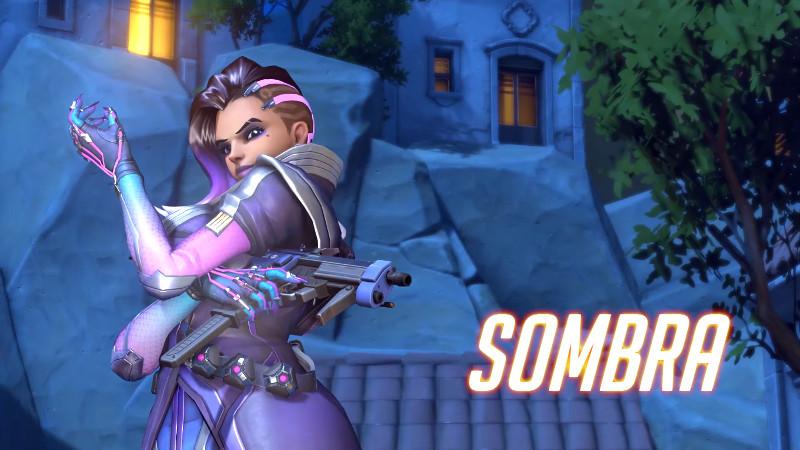 Kolejna postać w Overwatch – Sombra na materiale z rozgrywki