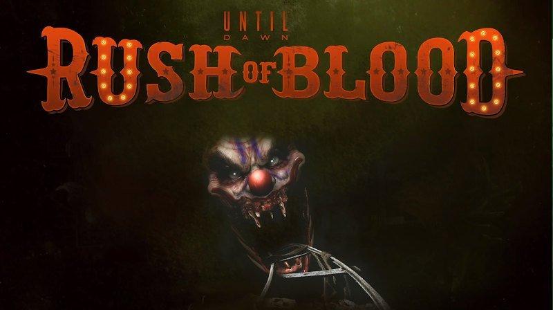 Until Dawn otrzyma rozszerzenie Rush of Blood wykorzystujące PlayStation VR