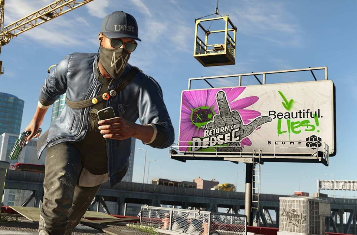 Multiplayer w Watch Dogs 2 na nowym materiale wideo