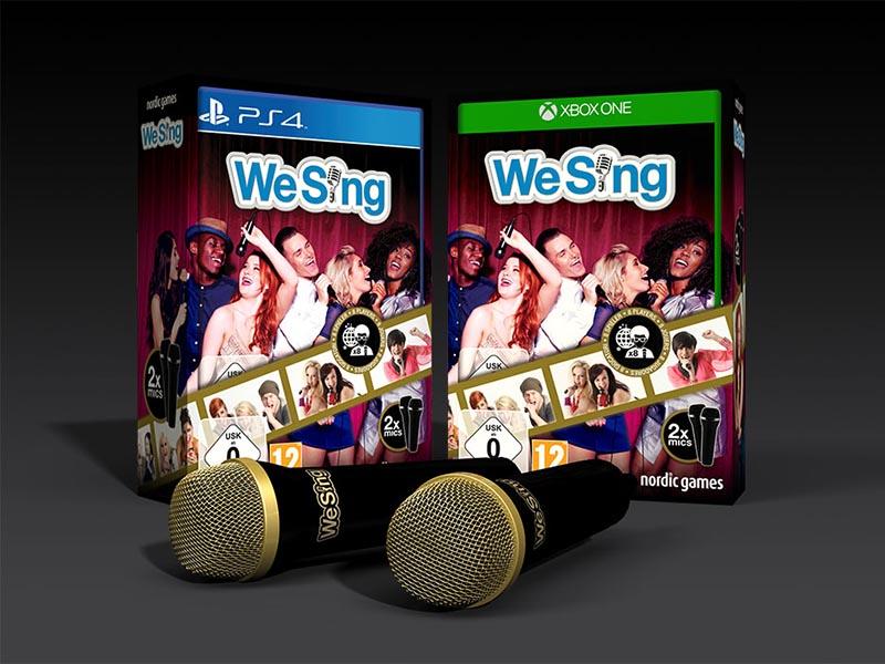 We Sing znamy rozpiskę wszystkich utworów