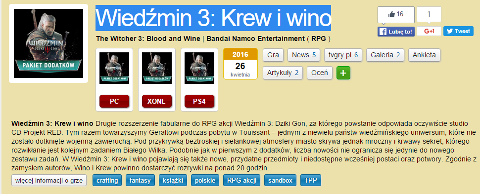wiedzim-3-krew-i-wino-premiera
