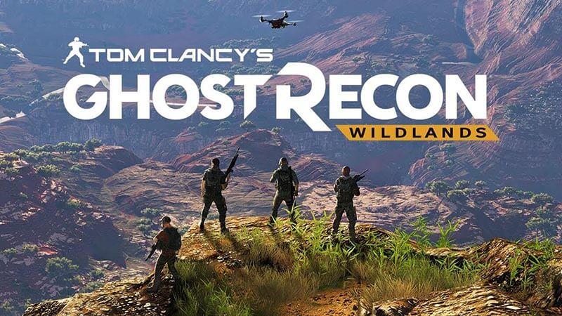 Ghost Recon: Wildlands okupuje szczyt listy najchętniej kupowanych gier w UK