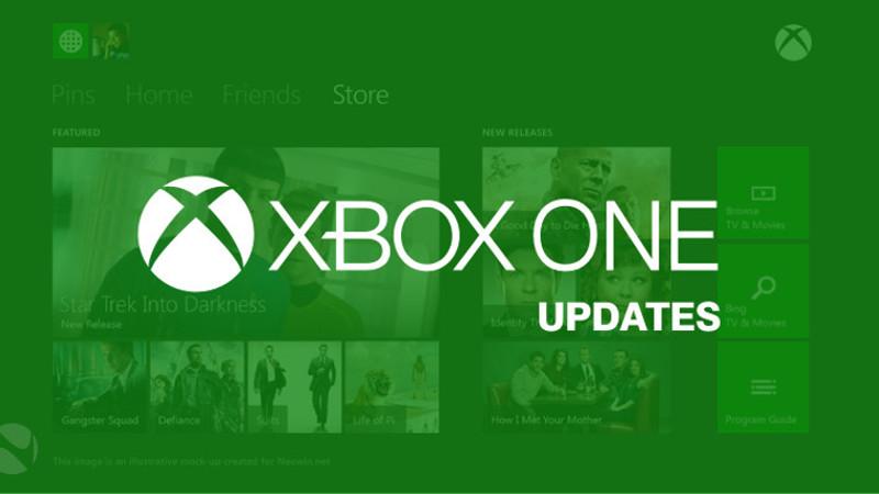 xbox one aktualizacja 2017